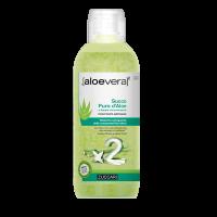Aloevera 2 Succo Puro d'Aloe - Integratore alimentare depurativo - 1000 ml