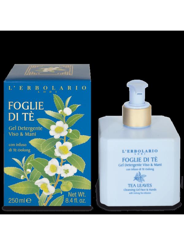 Foglie Di Te' Gel Detergente Viso e Mani 250 ml
