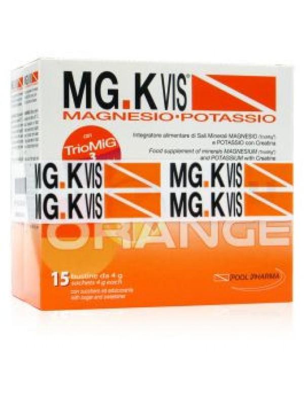 MGK VIS 15+15 Bust.Orange
