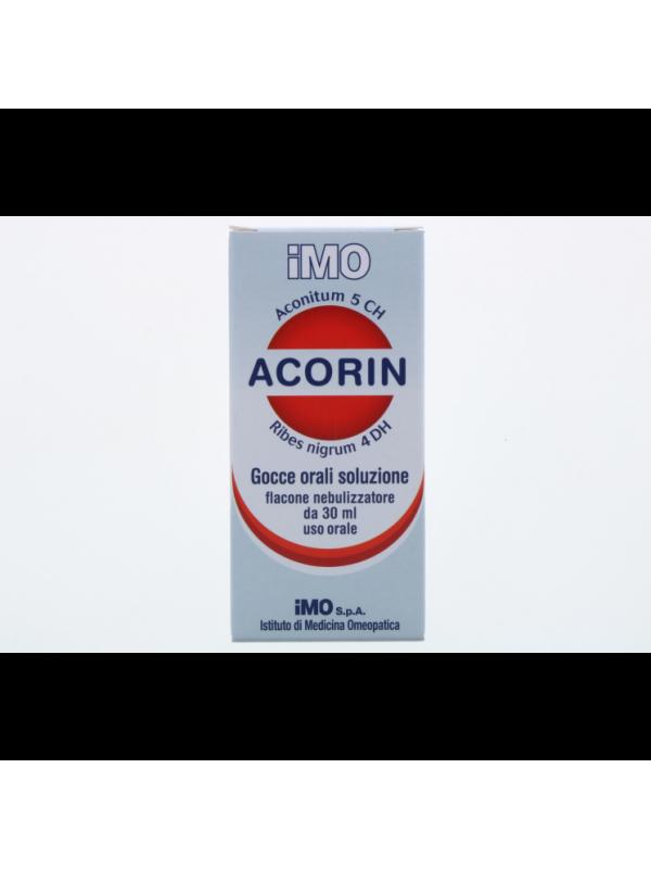 ACORIN Gtt S/Alc.30ml