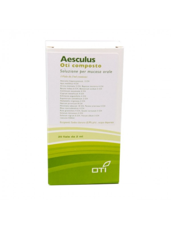 AESCULUS TM Gtt 100ml OTI