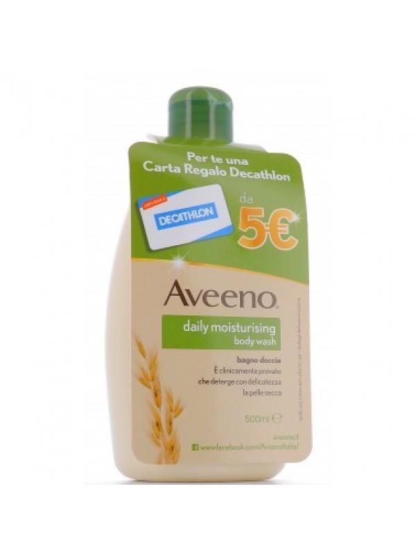 Aveeno  DAILY MOISTURISING Bagno Doccia Idratante 500 ml