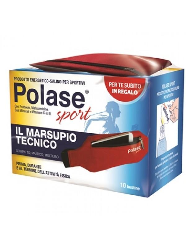 POLASE SPORT 10BUST+MARSUPIO