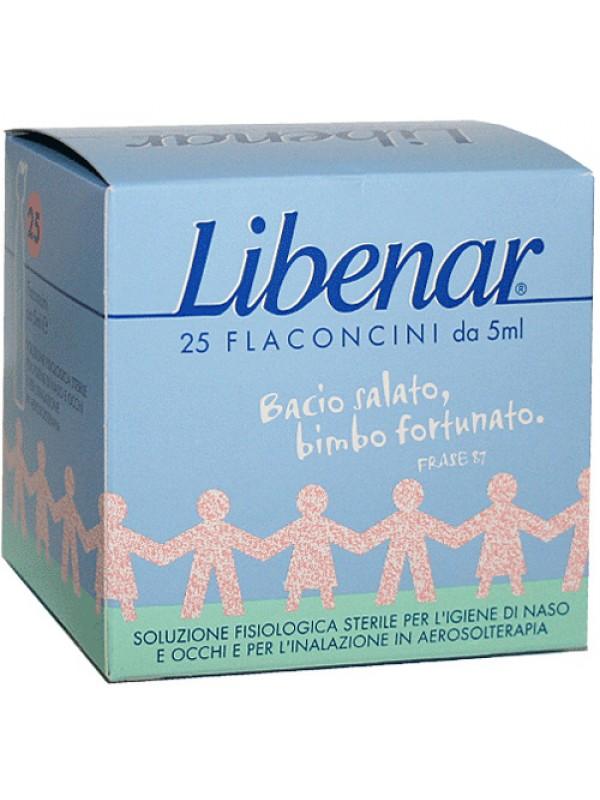LIBENAR 25 Flaconcini monodose 5ML