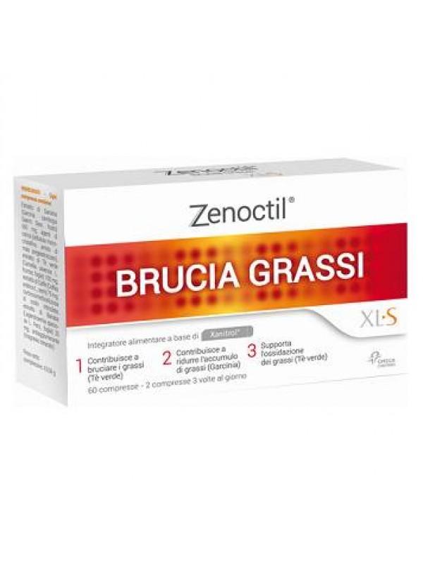 XL-S Brucia Grassi Zenoctil - Integratore brucia grassi - 60 compresse