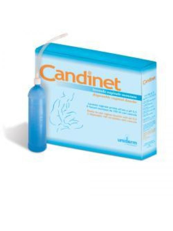 CANDINET Lav.Monouso 5x100ml