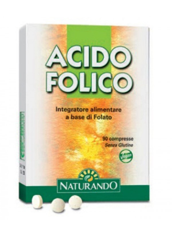 ACIDO FOLICO 90 Cpr NTD