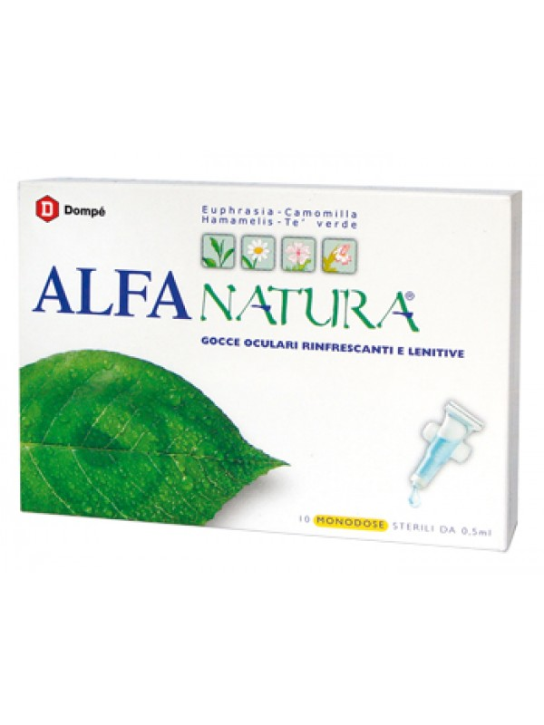 ALFA Natura Gtt Mondose 0,5ml