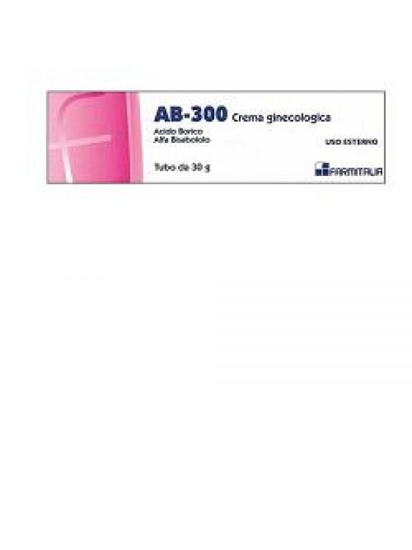 AB-300 Crema Ginec.1% 30g
