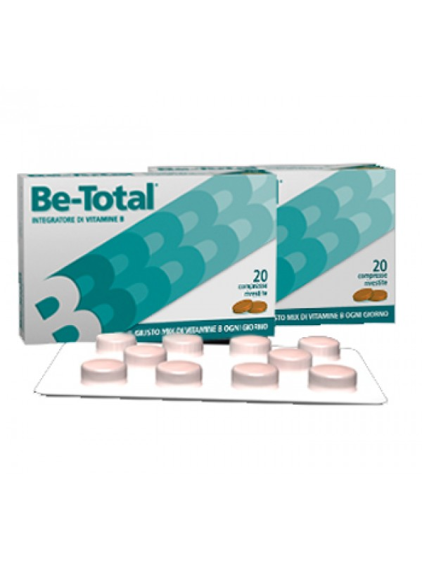 BE-TOTAL Plus 20 Cpr