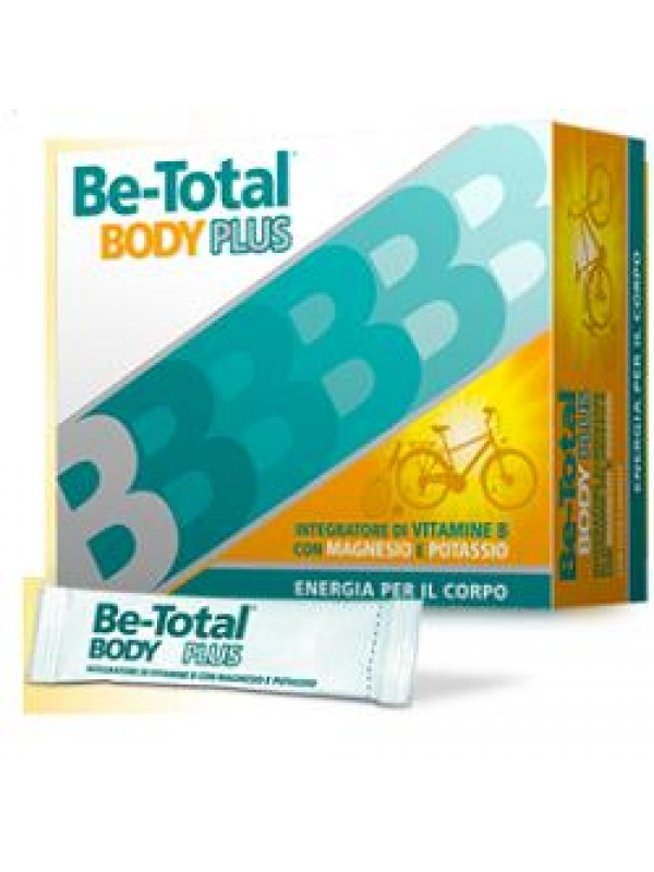 BE-TOTAL Body-Plus 20 Bustine