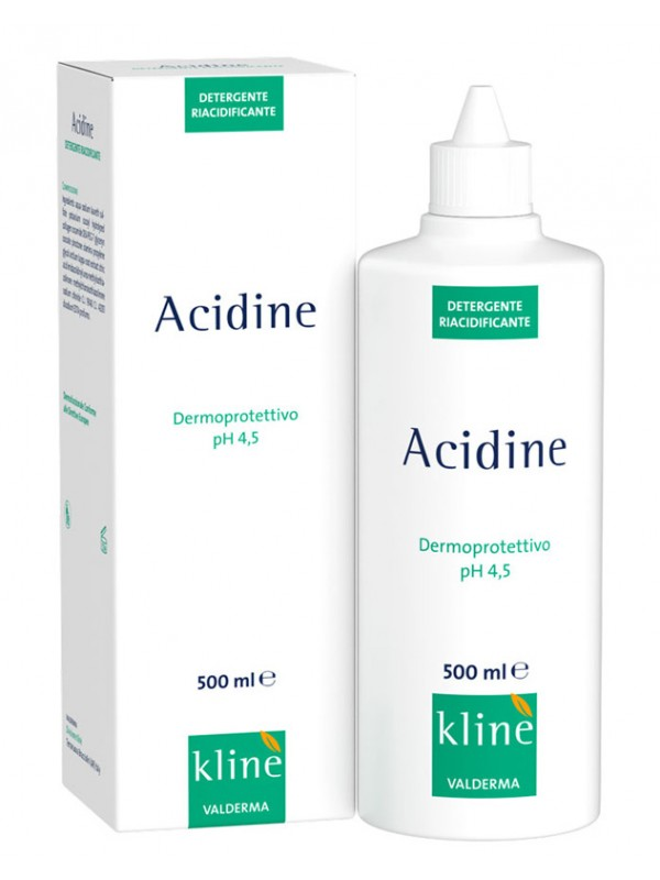 ACIDINE Liq.Dermat.pH4,5 200ml
