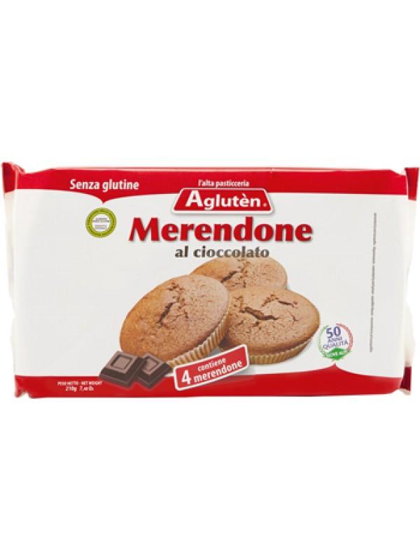 AGLUTEN Merendone Ciocc.210g