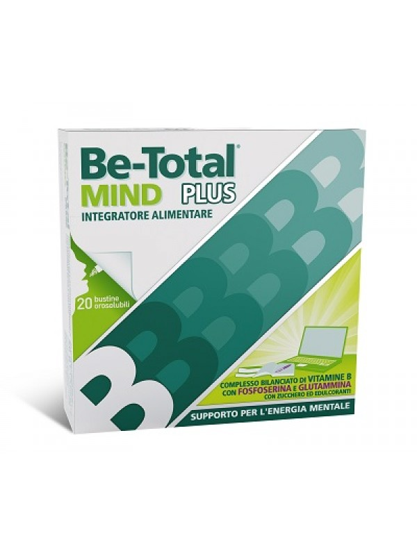 BE-TOTAL Mind 20 Bust.