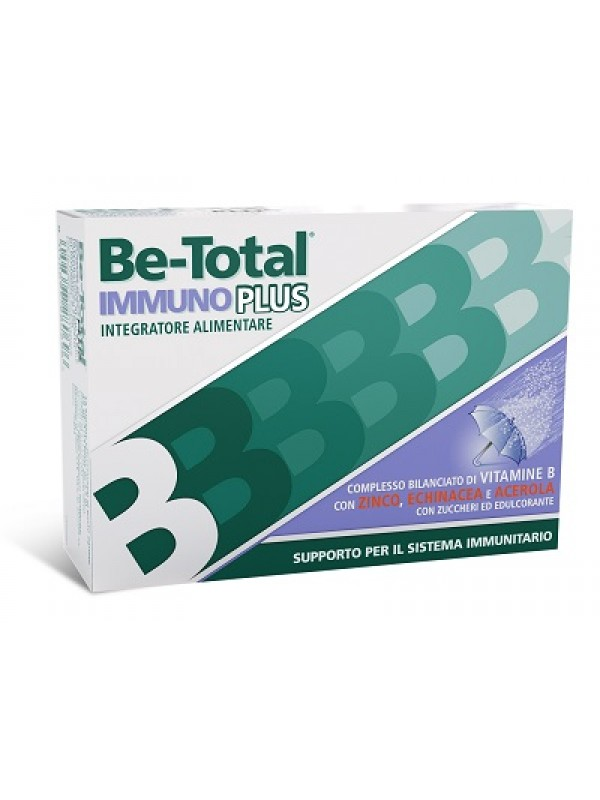 BE-TOTAL Plus Immuno 14 Bust.