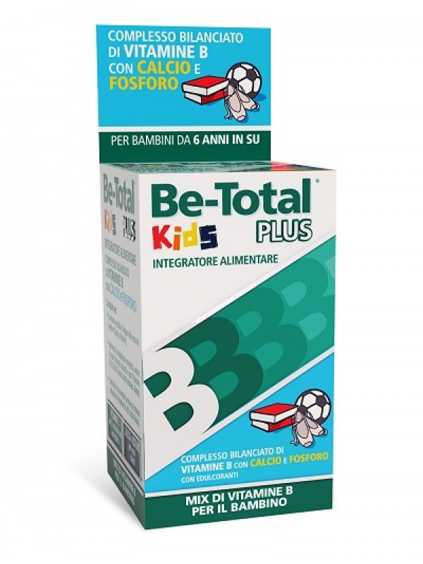 BE-TOTAL Plus Kids 30 Tav.
