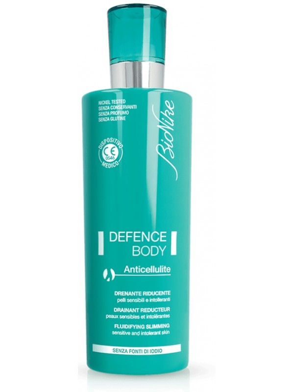 DEFENCE BODY Anticellulite Formato 400 ml