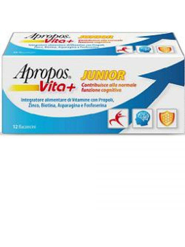 APROPOS VITA+ JUNIOR 12FL 10ML