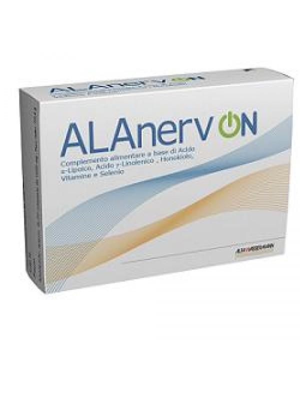 ALANERV-ON 20 Cps 985mg