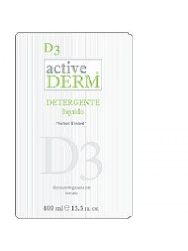 ACTIVE Derm Det.Liquido 400ml