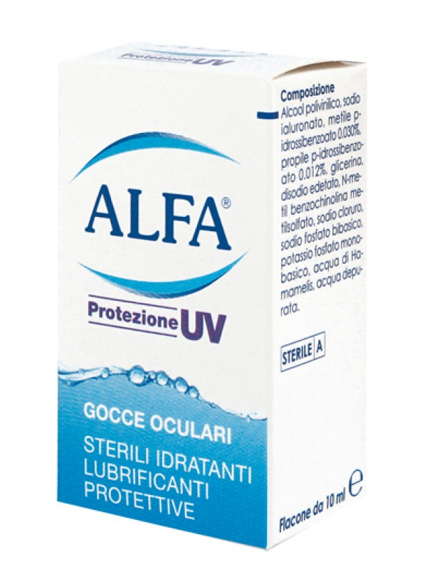 ALFA Protez.UV Gtt Ocul.10ml