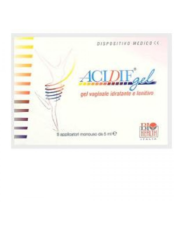 ACIDIF Gel Vag.5 Appl.5ml