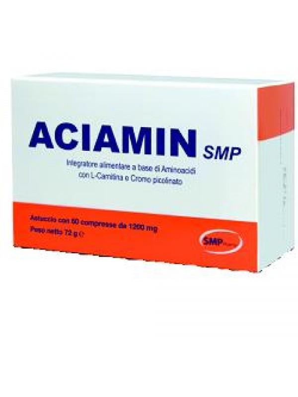 ACIAMIN 60 Cpr 1200mg