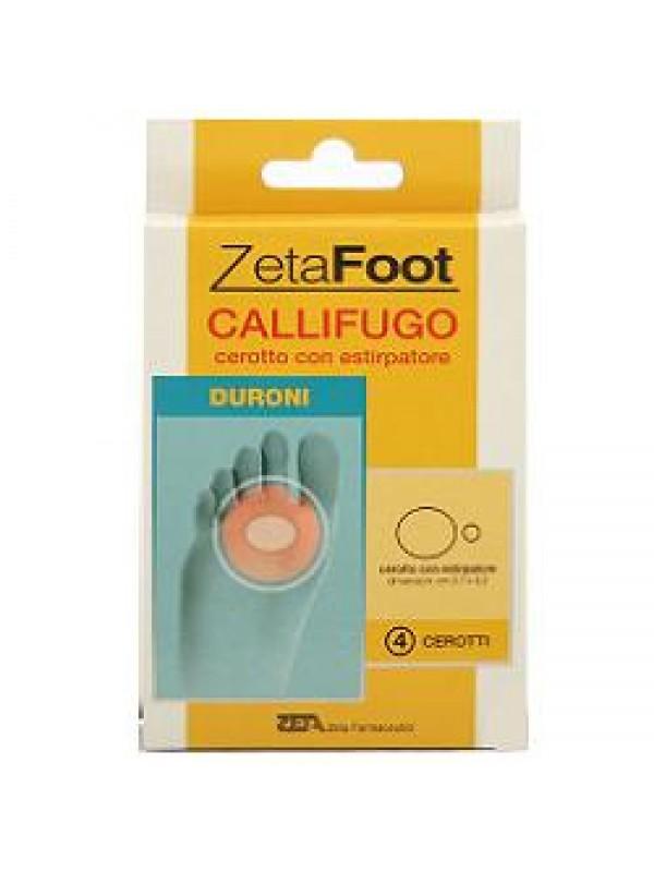 ZETA FOOT.Cer.Call.Duroni 4pz
