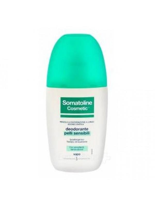 Somatoline Cosmetic Deodorante Vapo Pelli Sensibili 75 ml