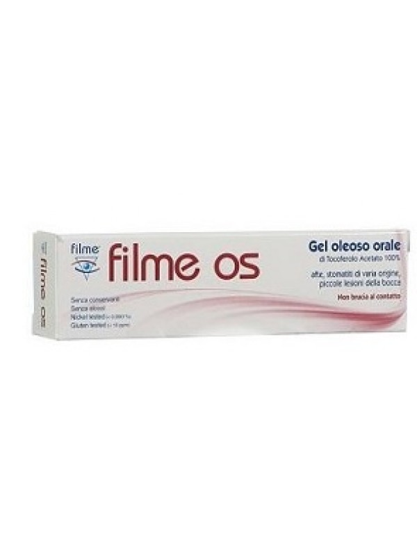 FILME OS Afte Gel Oleoso 8ml