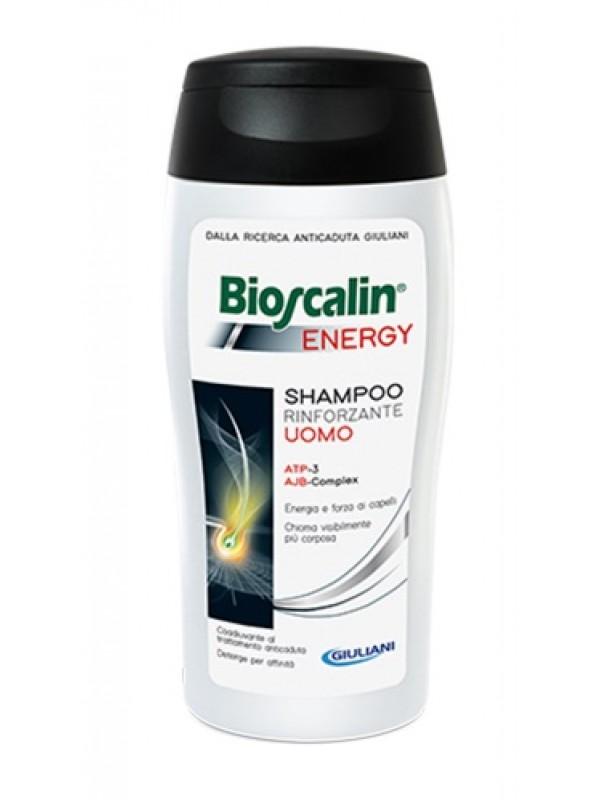 BIOSCALIN ENERGY UOMO  Shampoo Fortificante 200 ml