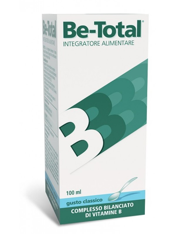 BE-TOTAL Plus Scir.Class.100ml
