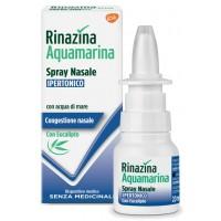 RINAZINA Spray Aquamarina Adulti e Bambini Flacone 20 ml