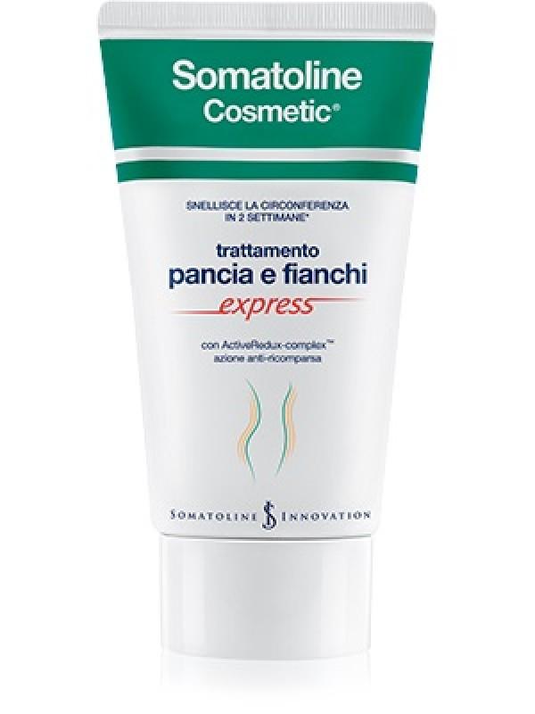 Somatoline Cosmetic Trattamento Pancia e Fianchi Express 150 ml