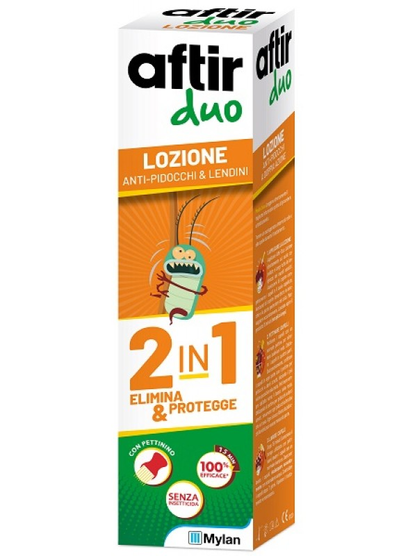 AFTIR Duo Loz.100ml