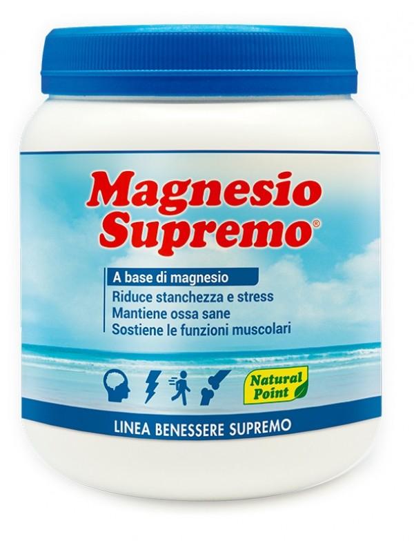 MAGNESIO Supremo Barattolo 300 grammi