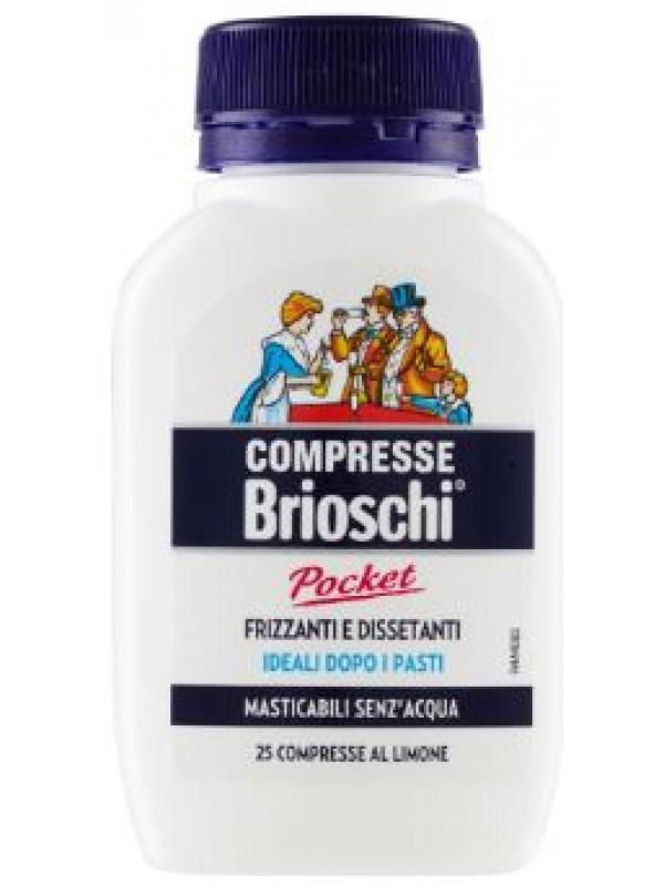 BRIOSCHI COMPRESSE POCKET