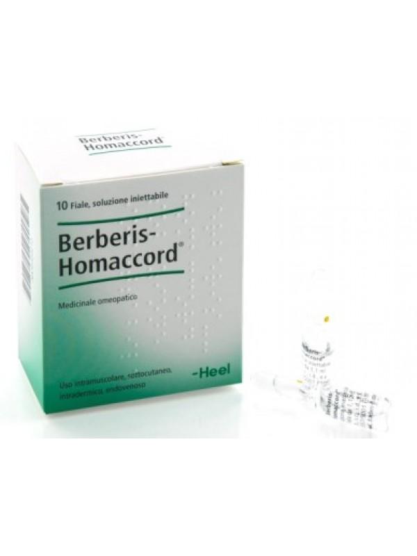 BERBERIS HOMAC 10F.1,1ml HEEL