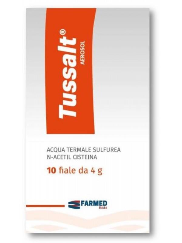 TUSSALT Aerosol 10f.20ml