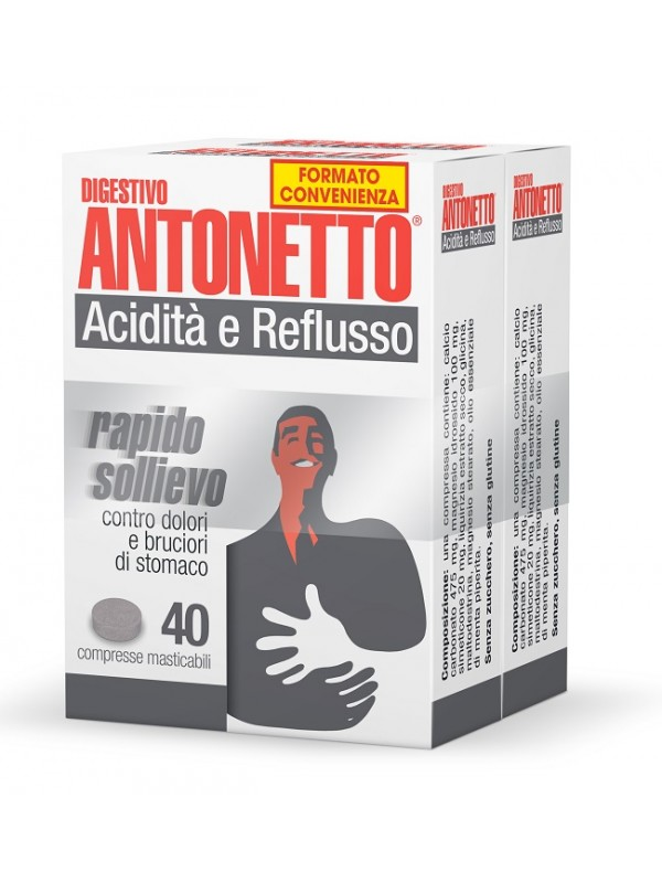 ANTONETTO DIGEST.A/R Bipacco