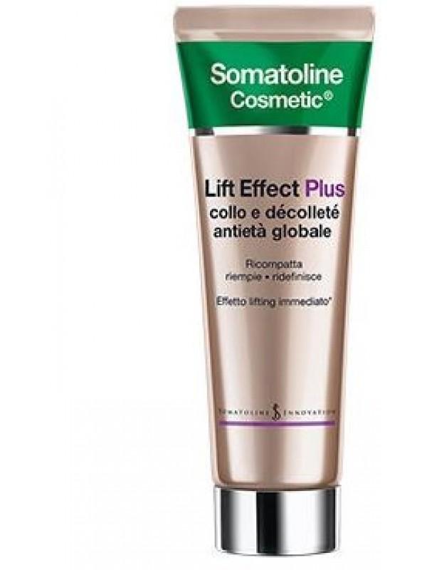 Somatoline Cosmetic Lift Effect Plus Crema Collo e Décolleté 50 ml