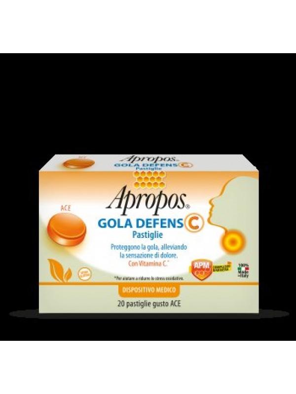 APROPOS Gola Def.20Pst Ace