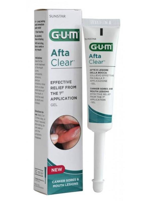 GUM AftaClear Gel 10ml