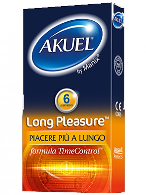 AKUEL LONG PLEASURE  6 Prof.