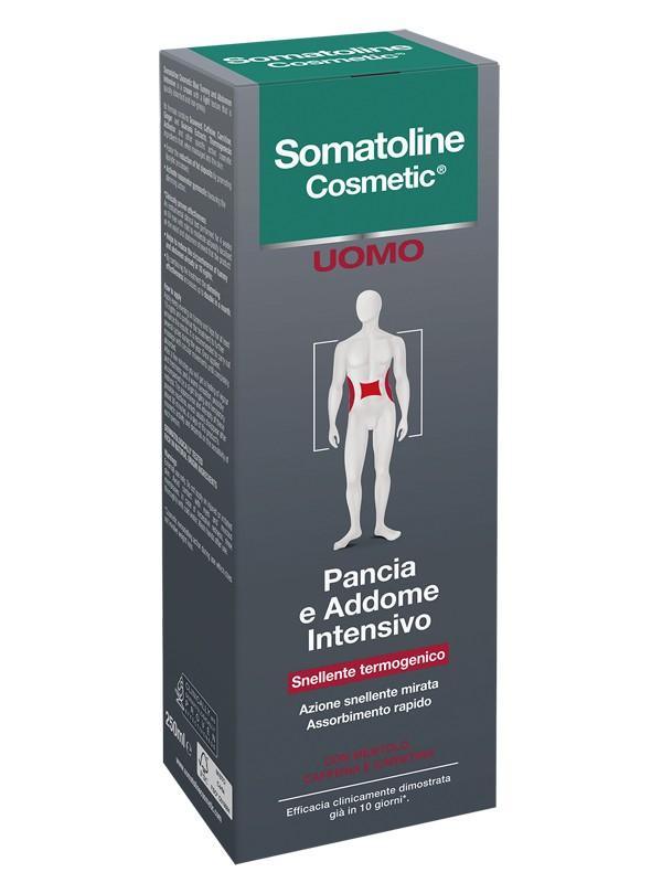 Somatoline Cosmetic Uomo Trattamento Pancia e Addome Crema 7 Notti 250 ml