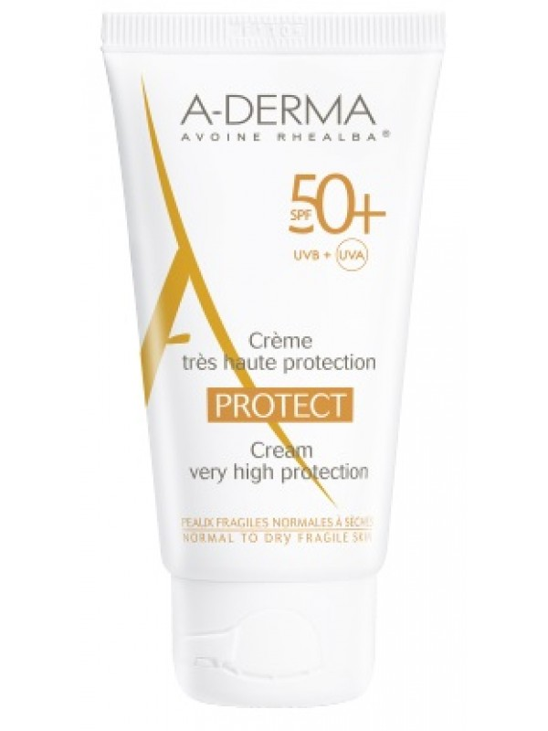 ADERMA Prot. A-D Crema 50+40ml