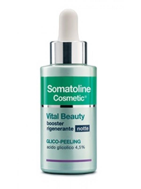 Somatoline Cosmetic Vital Beauty Booster Rigenerante 30 ml