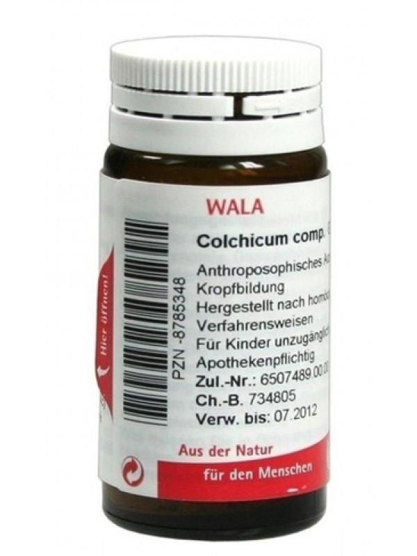 WALA Colchicum Comp.Glob.20g