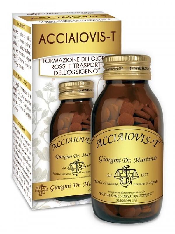 ACCIAIOVIS-T 50 Past.