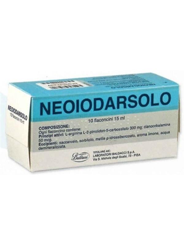 NEOIODARSOLO 10 Fl.Orali